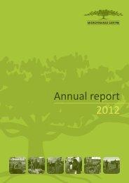 Annual report 2012 - Microfinance Centre