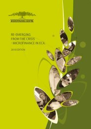 Re-emerging from the Crisis.pdf - Microfinance Centre