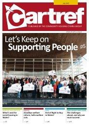 Cartref_-_July_edition