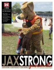JULY 2013 | Volume 5 Issue 7 - Jacksonville District - U.S. Army