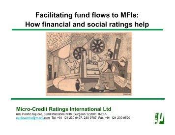 M-CRIL's ratings