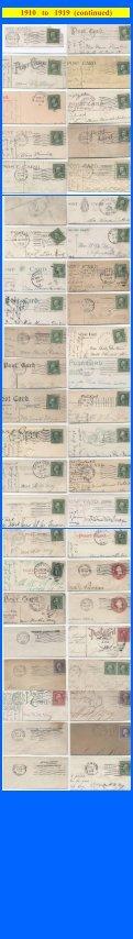 U.S.A. Postmark years 1870 - Leopolis.us - Page 2
