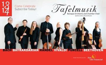brochure PDF - Tafelmusik