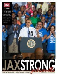 AUGUST 2013 | Volume 5 Issue 8 - Jacksonville District - U.S. Army