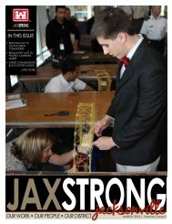 MARCH 2013 | Volume 5 Issue 2 - Jacksonville District - U.S. Army