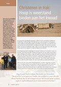 Christenen in Irak: Hoop is weerstand bieden aan ... - Bisdom Haarlem - Page 4