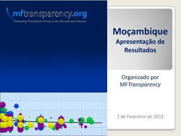 Portuguese - MFTransparency.org