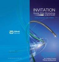 Guide Wire Workshop Abbott Vascular
