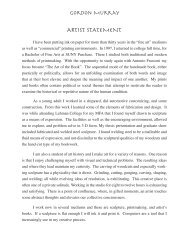 PDF Artist's Statement - Booklyn Artists Alliance
