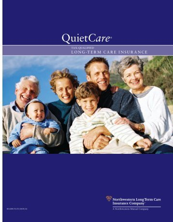 Long-term care insurance - Northwestern Mutual