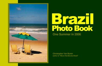 Photo Book - The Brazil Travel Site