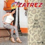 Catálogo No. 18 Zatrez