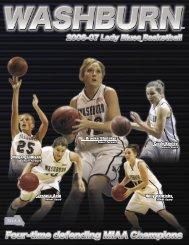 2006-07 - Washburn Athletics