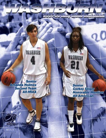2007-08 - Washburn Athletics