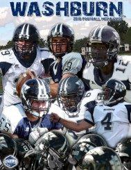 2010 Football Media Guide - Washburn Athletics