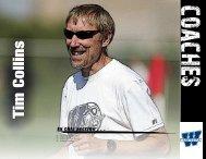 Tim Collins - Washburn Athletics
