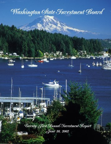 industrial insurance funds - Washington State Investment Board