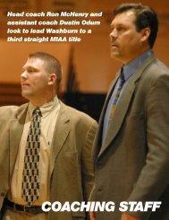 Coaches/Players - Washburn Athletics