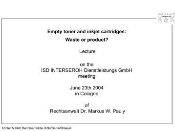 uni kit inkjet refill instructions