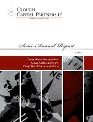 Semi-Annual Report - Clough Global Allocation Fund