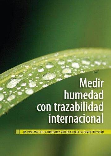 Folleto Humedad - Metrologia