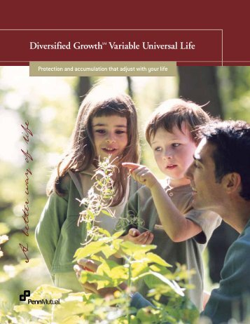 Diversified Growth Variable Universal Life Client ... - Penn Mutual