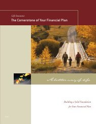 Life Insurance - Penn Mutual Life