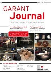 GARANT Journal 02/2015