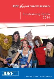 Fundraising Guide 2010 - DonorDrive