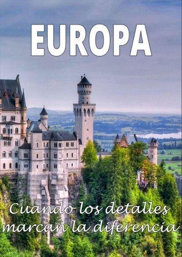 Europa - Viajes Atlantis