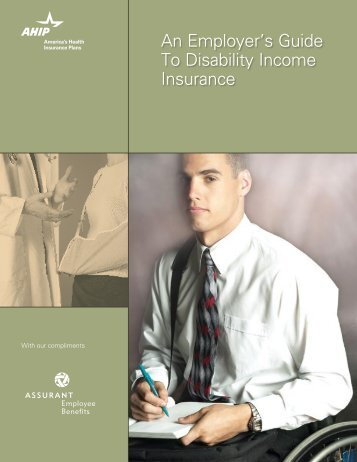 An Employer's Guide To Disability Income Insurance