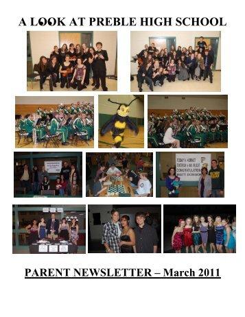 March nl 2011.pdf - Green Bay Preble