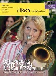 Bericht VZ - Trachtenkapelle Finkenstein