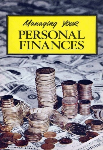 Managing Your Personal Finances PDF - Church of God Faithful Flock