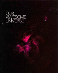 Our Awesome Universe PDF - Church of God Faithful Flock