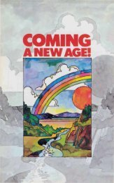 Coming a New Age PDF - Church of God Faithful Flock