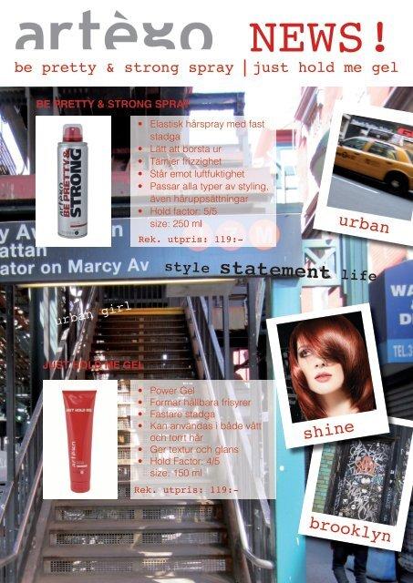 NY city shine volume sexy - Moduline