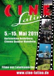 5.–15. Mai 2011 - Festival Latino