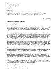 02.03.2008 Versuchter Mord am S-Bhf. Frankfurter Allee - Register ...