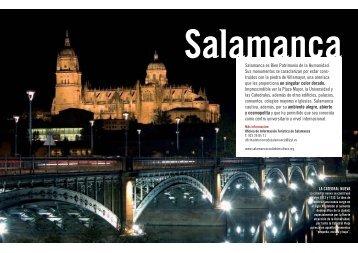 Salamanca - Viajes Mundo Amigo