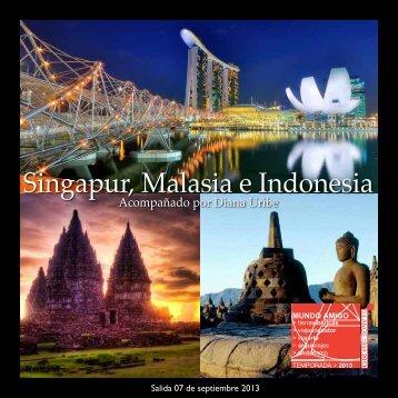 Singapur, Malasia e Indonesia - Viajes Mundo Amigo