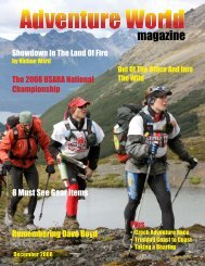 view issue - Adventure World Magazine