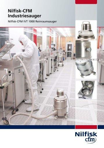 Nilfisk-CFM Industriesauger