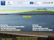 Myanmar - Regional Climate Change Adaptation Knowledge ...