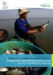 PDF file - Regional Climate Change Adaptation Knowledge Platform ...