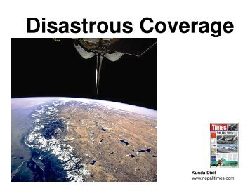 Disastrous Coverage