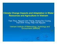 Climate Change Impacts and Adaptation in Water Resources and ...