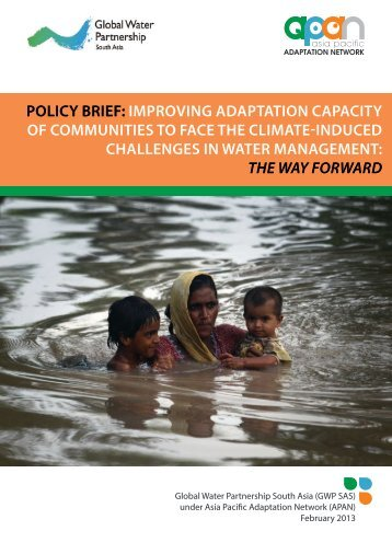 PDF file (994.49 KB) - Asia Pacific Adaptation Network
