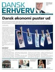 Dansk økonomi puster ud - Dansk Erhverv - Billedgalleri
