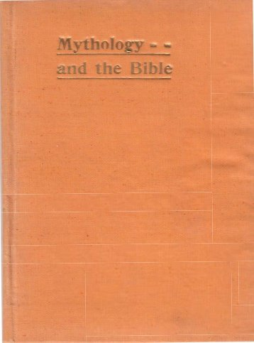 Mythology and the Bible_Morton Edgar_1919.pdf - The UK Bible ...